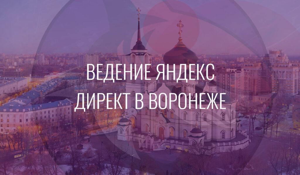 Ведение Яндекс Директ в Воронеже