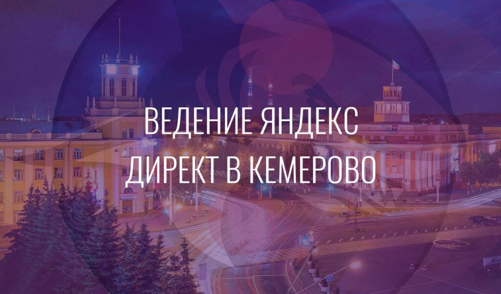 Ведение Яндекс Директ в Кемерово