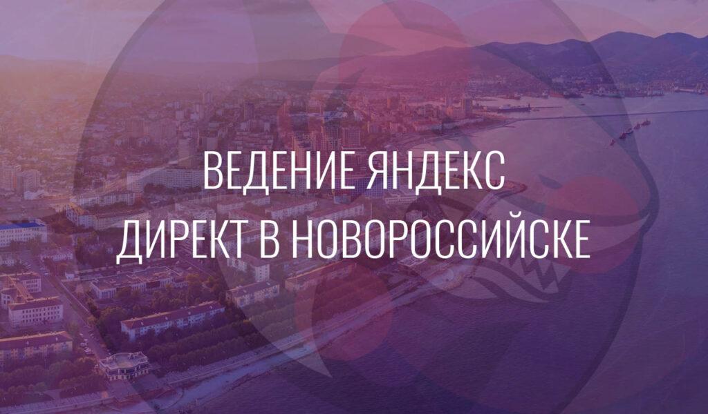Ведение Яндекс Директ в Новороссийске