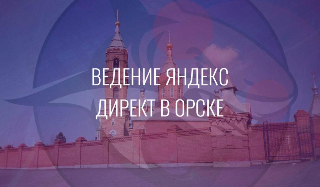Ведение Яндекс Директ в Орске