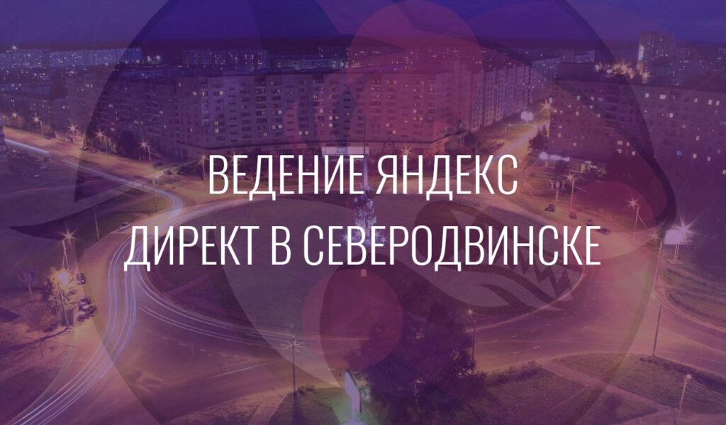 Ведение Яндекс Директ в Северодвинске