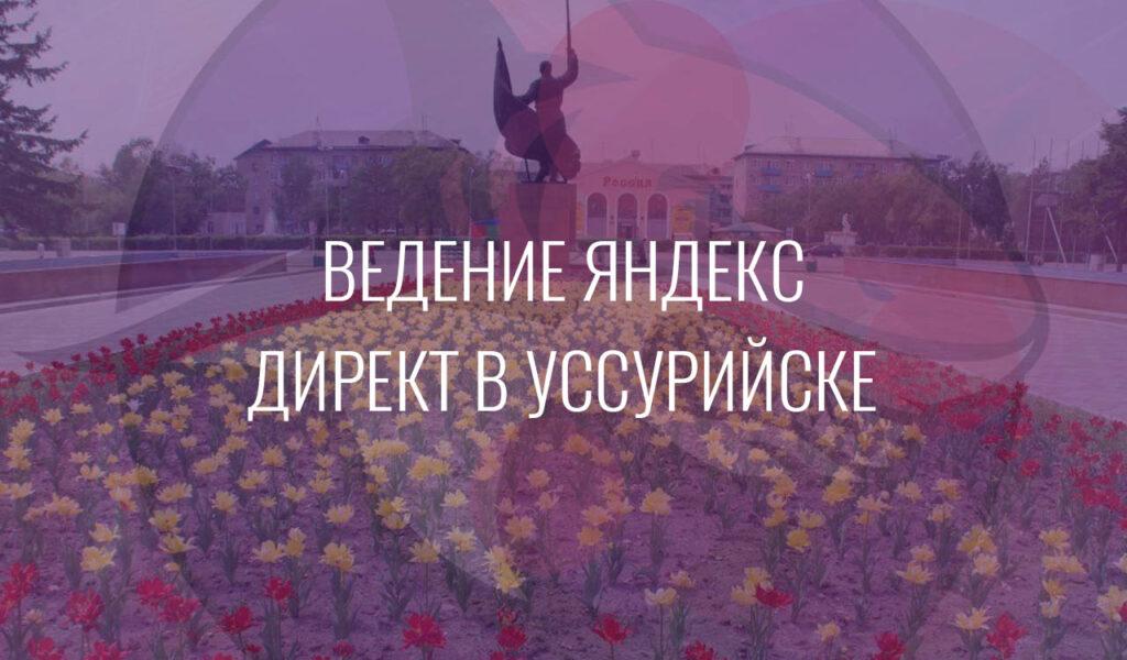 Ведение Яндекс Директ в Уссурийске