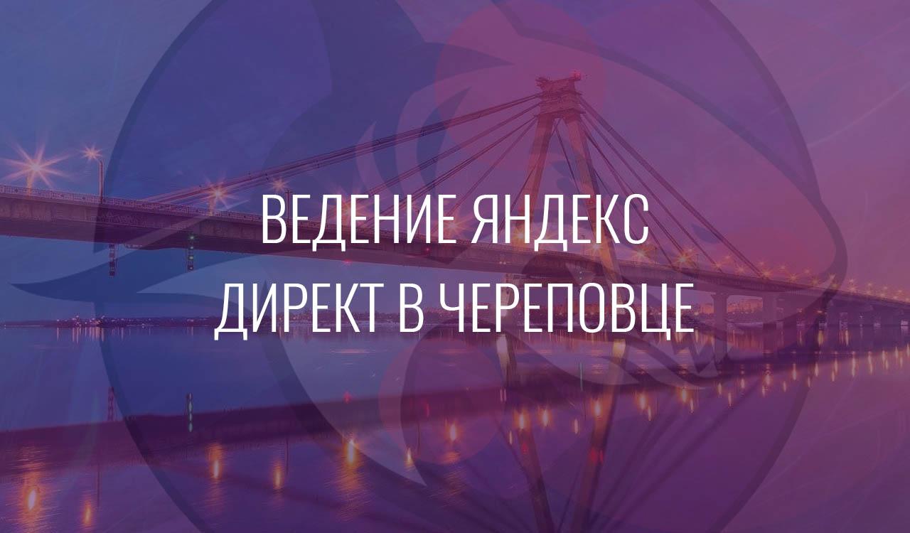 Ведение Яндекс Директ в Череповце