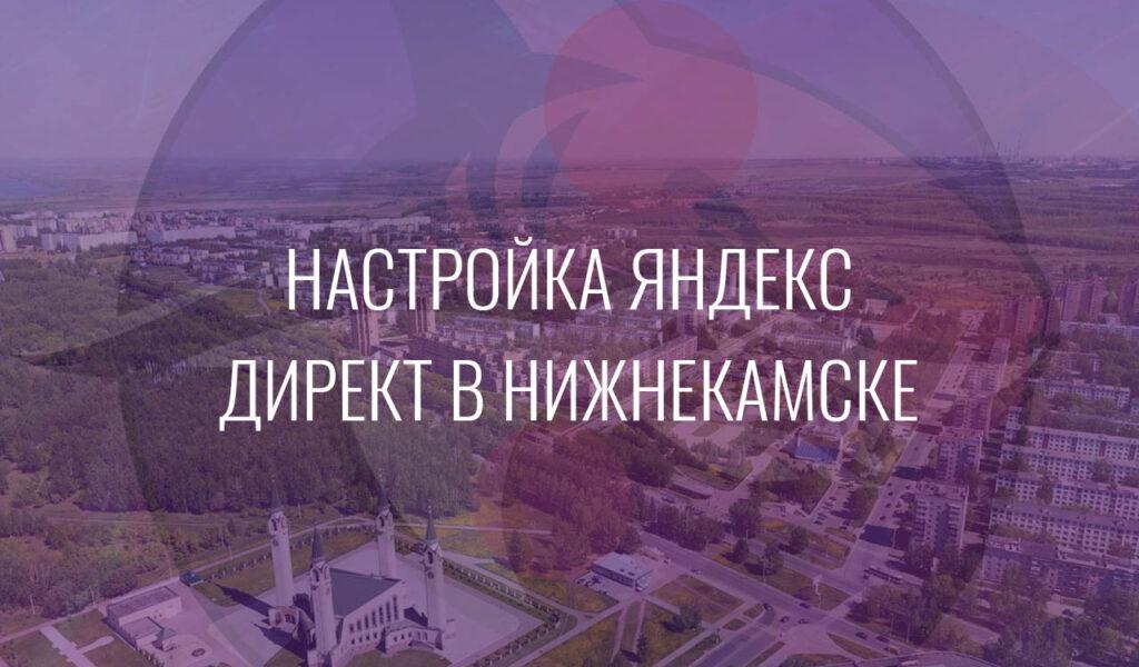 Настройка Яндекс Директ в Нижнекамске