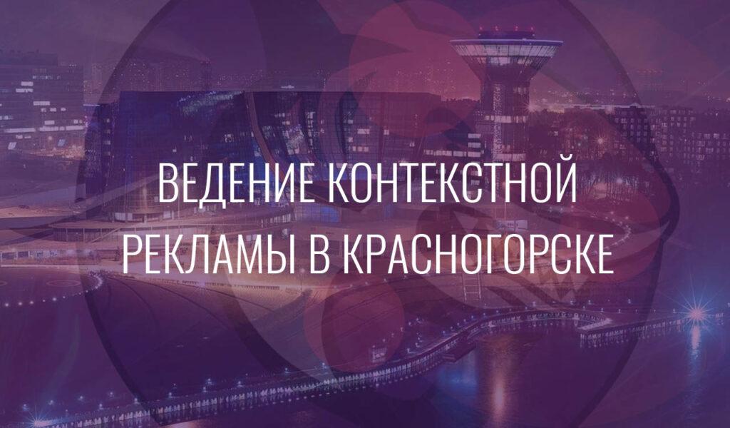 Ведение контекстной рекламы в Красногорске