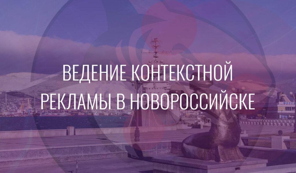 Ведение контекстной рекламы в Новороссийске