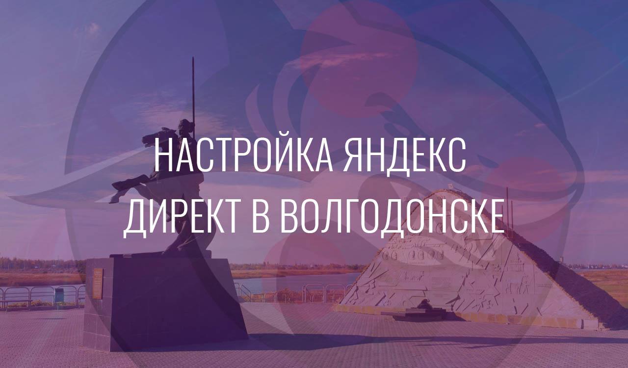 Настройка Яндекс Директ в Волгодонске